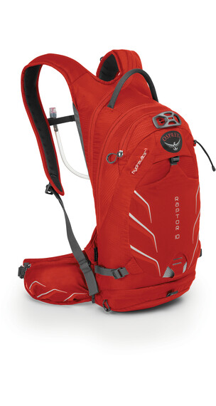 Osprey M's Raptor 10 Backpack Red Pepper